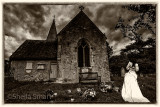 Church and bride