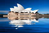 Sydney Opera House reflection