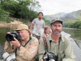 Journey up Ireng River in search of conures