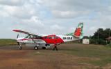 Guyana plane