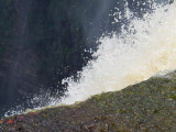 Kaieteur Falls abstract