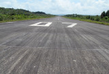 Runway for Kaieteur Falls
