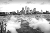 Thames Clipper - 'Smoke On The Water'