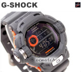 CASIO G-SHOCK RISEMAN G-9200 G-9200GY-1 G-9200GY-1DR SOLOR POWER STEALTHY GRAY
