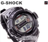 CASIO G-SHOCK EXTRA LARGE GD-200 GD-200-1 BLACK FIBERGLASS BAND HIGH DURABLE