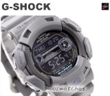 CASIO G-SHOCK GULFMAN GR-9110GY-1 GR-9110GY-1DR RUST-RESISTANT MEN IN SMOKY GRAY