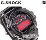 NEW CASIO G-SHOCK SOLAR COLOR DISPLAY G-6900CC-1 G-6900CC-1DR GROSS BLACK
