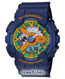 NEW CASIO G-SHOCK ANTI-MAGNETISM GA-110FC GA-110FC-2A SHOCK RESISTANCE X-LARGE