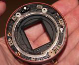 Inside the Sony LA-EA1 Adapter