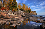 Image for Cover of 2013 Lake Superior Calendar