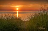 100.6 - Duluth:  Park Point Beach Sunrise