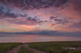 100.61 - Park Point Beach:  Purples Before Dawn