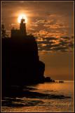 44.13 - Split Rock Lighthouse:  Gold