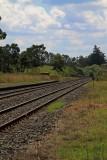 Railway lines, Te Kauwhata.