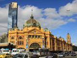 Flinders Street Rail Station Melbourne