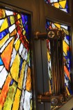 Glass doors St. Pauls, Melbourne.