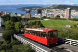 The Cable Car, Wellington, New Zealand.