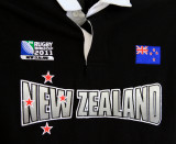Rugby World Cup Shirt...NEW ZEALAND - for sale in Wellington.