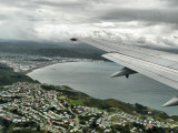 Arriving in Wellington