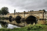 Old Bridge, Ross, Tasmania - built by convicts