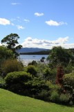 View from our cottage, Beauty Point Tasmania.
