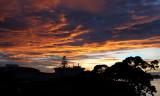 Winter morning sunrise... Whangaparaoa
