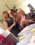 Can't live without my hairdresser....