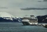 Diamond Princess - Whittier, Alaska