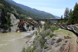 Rocky Mountaineer Train trip.