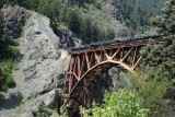 On the Rocky Mountaineer Train trip