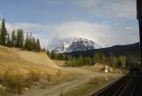 On Rocky Mountaineer..