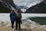 Lake Louise... a beautiful place.