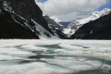 Just starting to thaw.. Lake Louise..