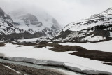 Heading towards Columbia Icefields