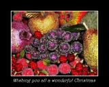 Wishing you all a wonderful Christmas