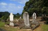 Graves in need of repair in Leigh II.