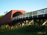 The bridges of Madison - '' Roseman Bridge''