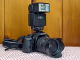 Minolta 360px on the E-620