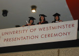 Week 61 (11/12-11/18) - Debbie's Graduation from the University of Westminster, London