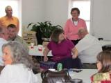 2011 March 6 Chicken & Dumplin lunch & Auction Fundraiser for Haiti