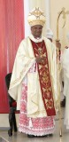Very Rev. Msgr. Dr. Raymond Wickramasinghe - Bishop of Galle