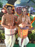 38 MA Venkata Krishnan Swami and His Thiru kumaarar at Tirumalai.jpg