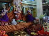 Kesavan ready to enjoy Thiruvoimozhi & Dwadasaarathanam with Emperumanar and Manavala Mamunigal.jpg
