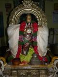 Navaneeta Krishnan ready for Rohini Purappadu.JPG