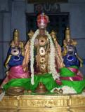 Thirupputkuzhi Sri vijayaragavap perumaal Kara Varuda Vasantha Uthsavam