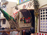 11_2011_Srivilliputtur_Thiruvaadipuram_Day08_Morning_RangamannaarEnteringKuppanIyengarSwamiThirumaaligai.JPG