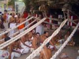 13_2011_Srivilliputtur_Thiruvaadipuram_Day09_Evening_ThirumozhiGoshtiInFrontOfTher.jpg