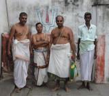 KainkaryapaRars (Left to Right-Sri Baalaji Swami, Sri Raaju Swami, Sri Prabhu Swami and Sannidhi Maniyakaar).JPG