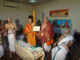 Swami Nam AzvAr foundation 12th Anniversary function