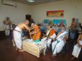 Sri KEB Rengarajan swami garlanding jeeyar swami.JPG